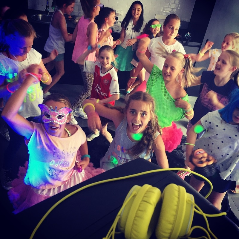 Kids Dance Party Ideas - Kids Disco Party Hosting Ideas, Tips and Tricks